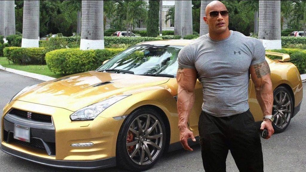 """El garaje de """"La Roca"""": los coches de Dwayne Johnson también son """"Fast & Furious"""""""