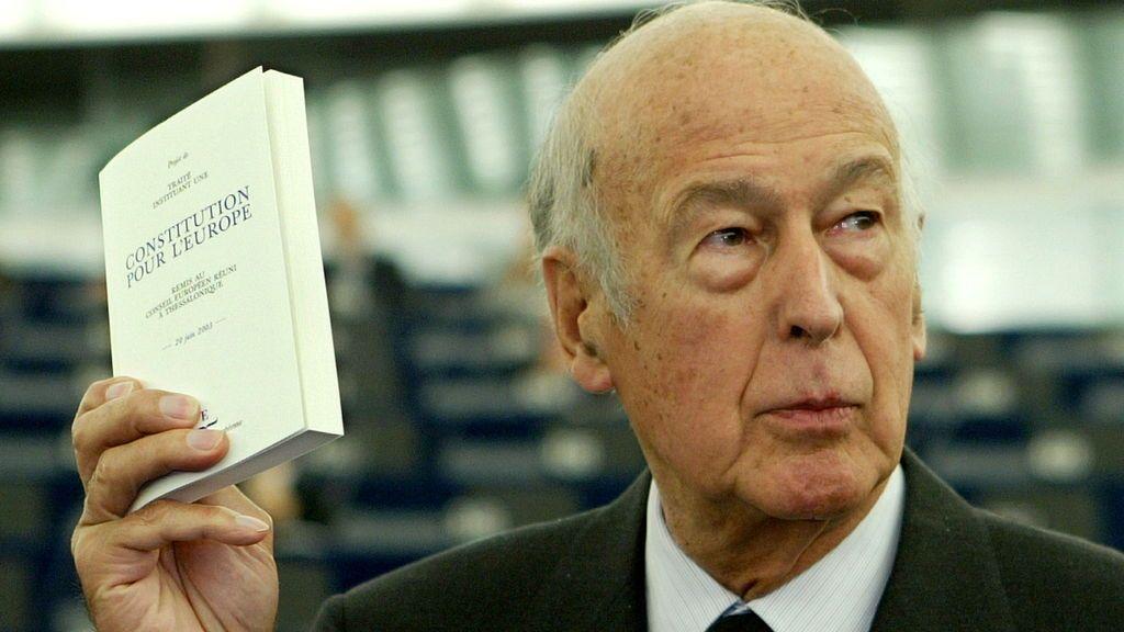 Muere de covid Giscard d'Estaing, el presidente francés del que España no guarda un buen recuerdo