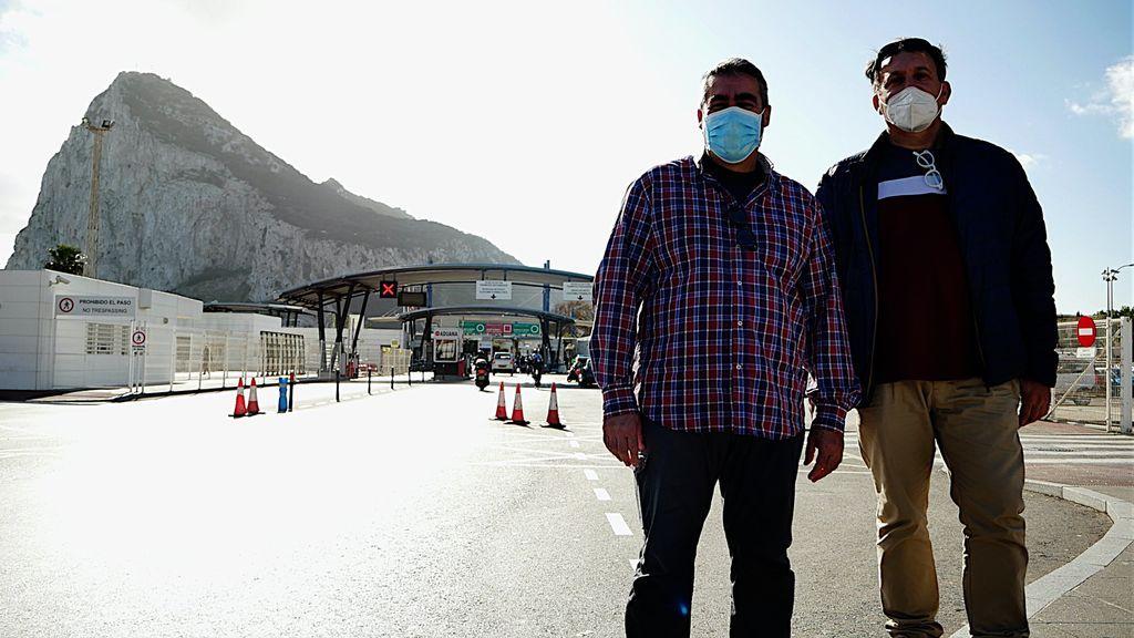 Los primeros en vacunarse: Gibraltar inmunizará a los trabajadores transfronterizos