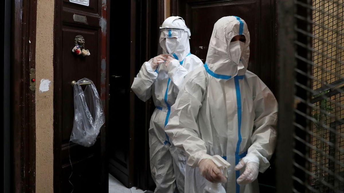 Italia registra su peor cifra de muertos diarios desde el inicio de la pandemia: 993 decesos en 24 horas