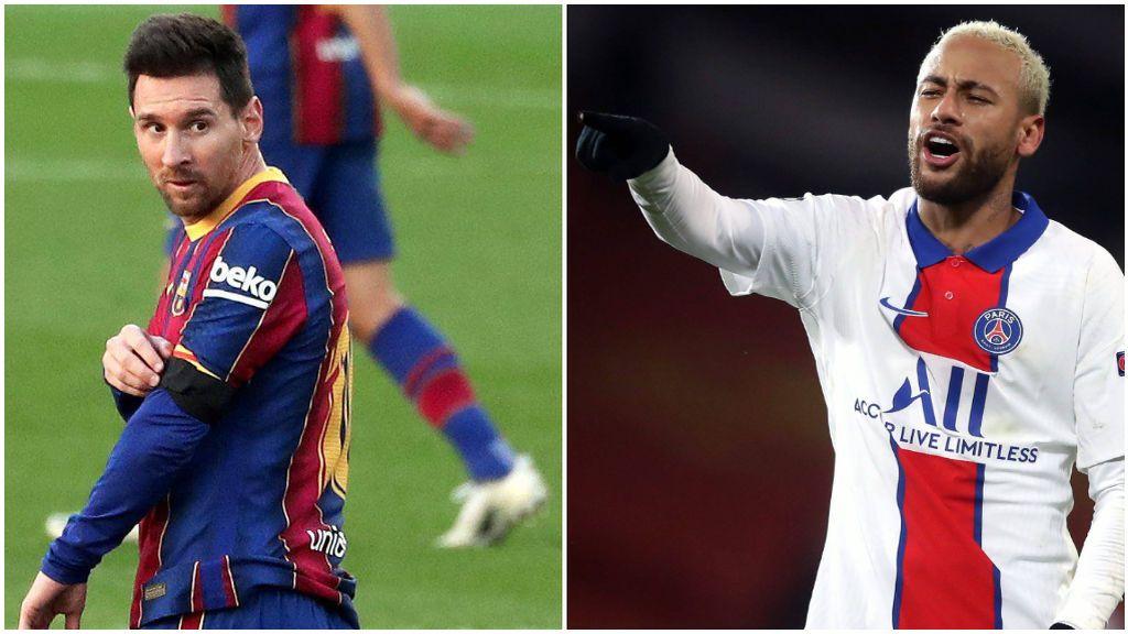 Barça o PSG, las posibilidades de Messi y Neymar para jugar juntos.
