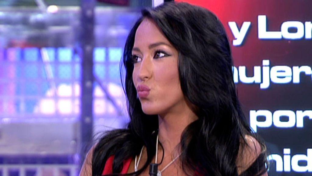 Los enfrentamientos de Aurah Ruiz en Telecinco