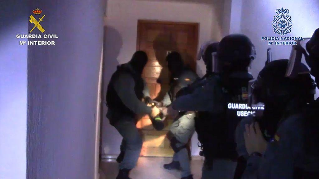 Sicarios: desmantelada la organización que envío asesinos a sueldo a Cádiz por una disputa de droga