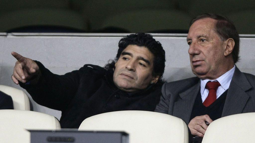 Maradona y Bilardo tenían una relación muy especial.