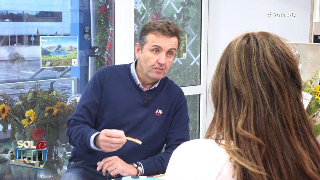 Antoni Montero no para de darle vueltas: ¿se lio con una compañera de trabajo?