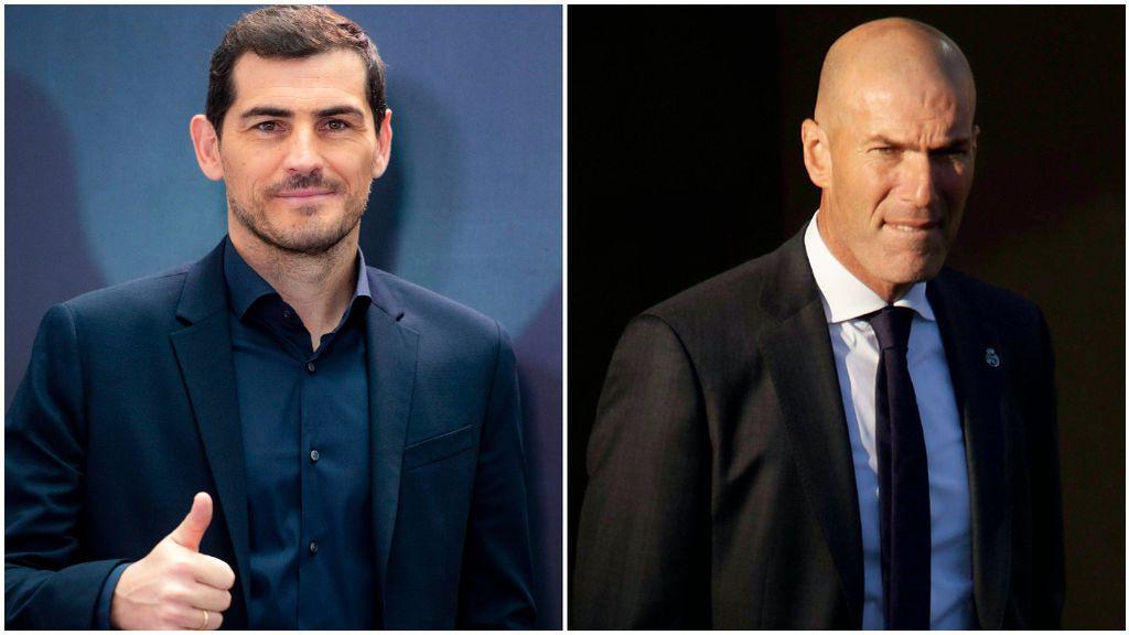 Casillas pide más confianza en Zidane.