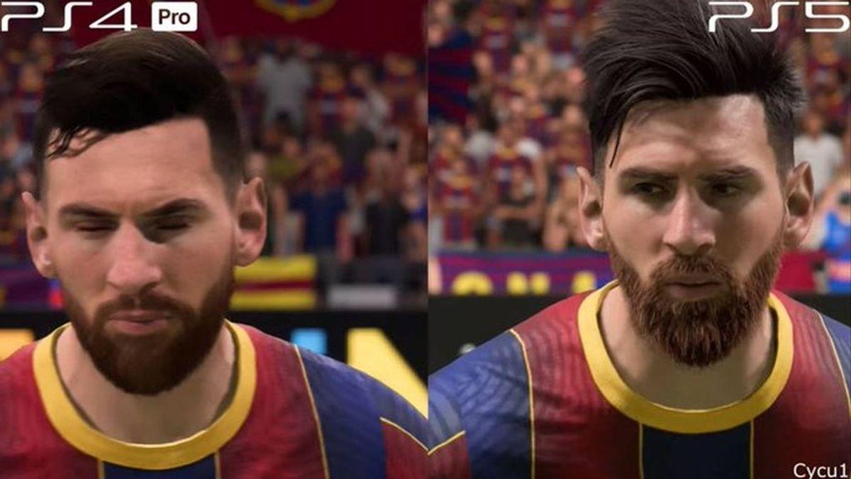 FIFA 21 ya está disponible para la nueva generación de consolas