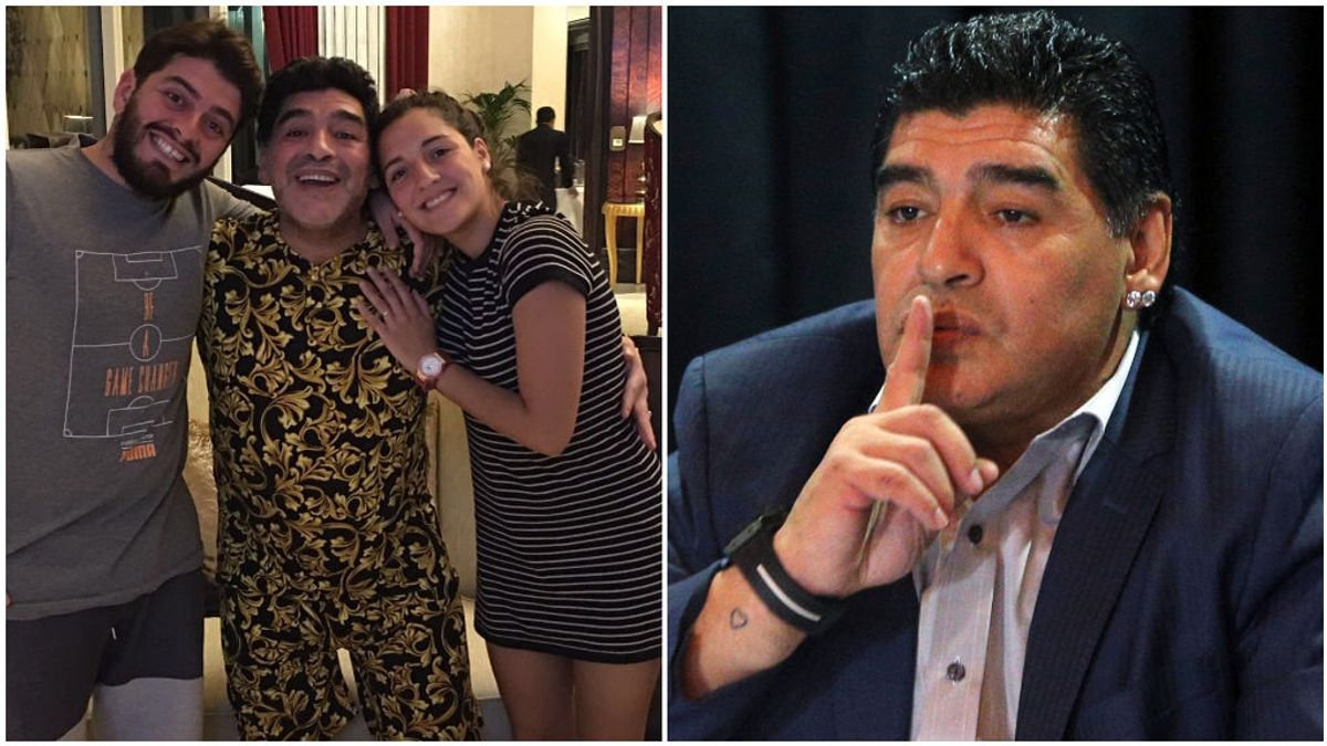 La familia de Maradona empezará los trámites por su herencia.