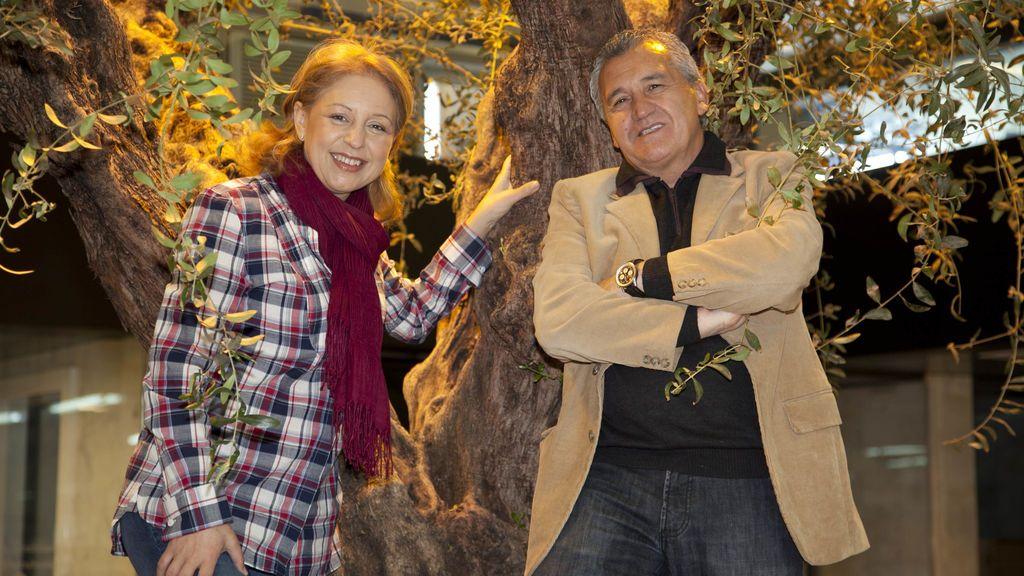 Susi Díaz y Paco Torreblanca