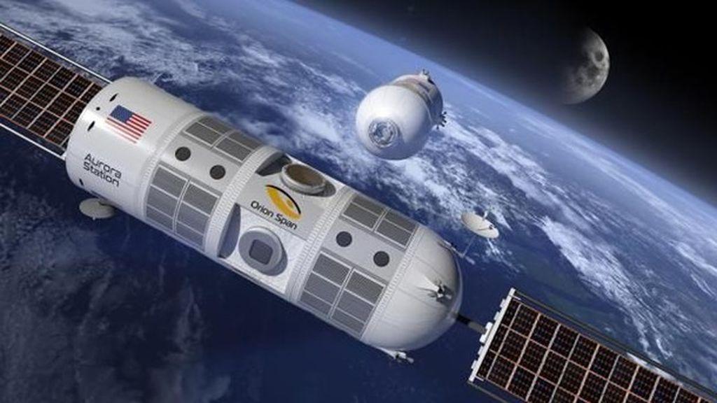 Siéntete como un astronauta: el primer hotel en el espacio podría abrir sus puertas en 2022