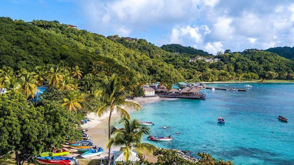 De la princesa Margarita a Mick Jagger o David Bowie: Mustique, la isla caribeña que ha sido refugio para grandes estrellas