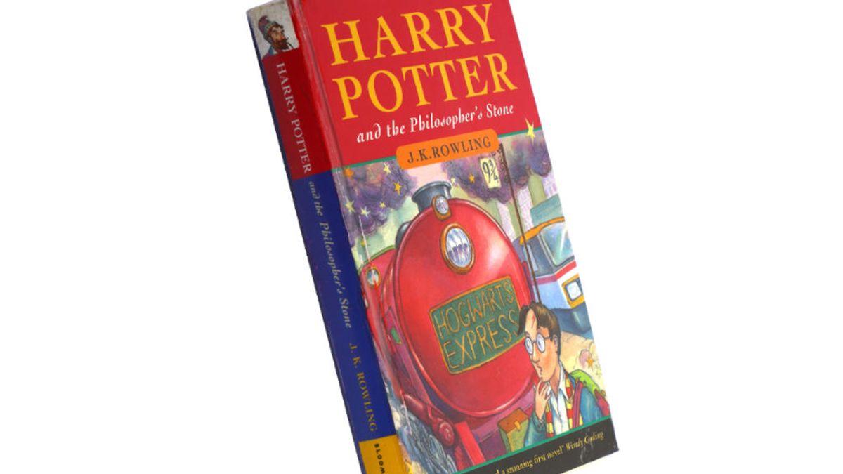 Tasan en más de 55.000 euros la primera edición del libro de 'Harry Potter'