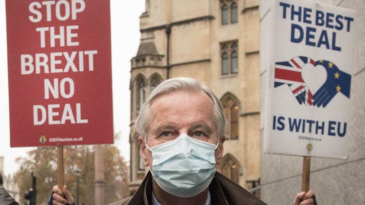 Michel Barnier, negociador de la UE sobre el 'Brexit'