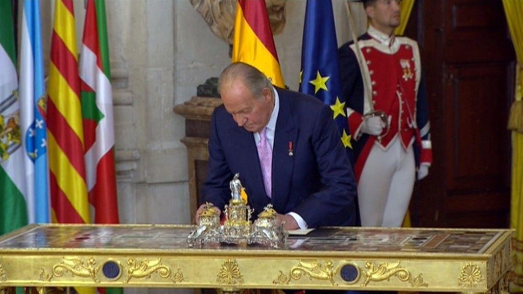 Mediaset España producirá la serie 'El Emérito' sobre la última etapa del reinado de Juan Carlos I y un documental sobre la vida del monarca