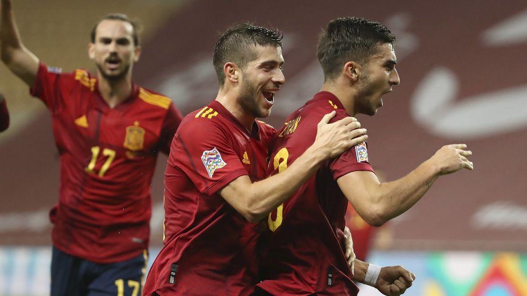España jugará por primera vez la Final a Cuatro de la Liga de Naciones.