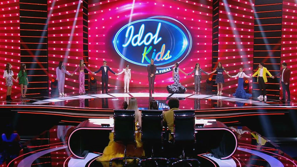 Idol Kids Temporada 1 Programa 13