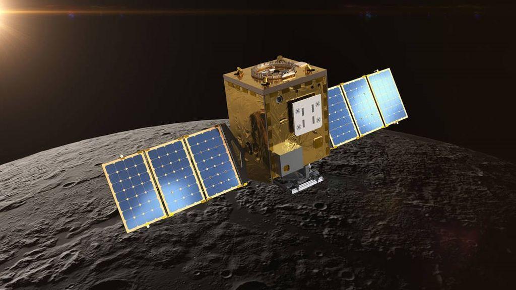 La NASA enviará una sonda a rastrear los depósitos de agua en la Luna