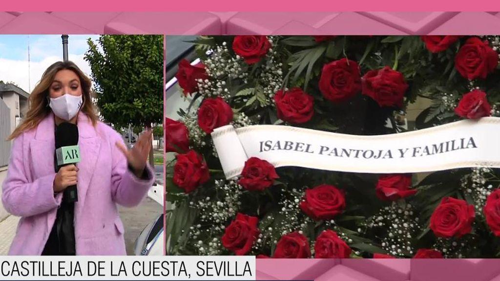 Isabel Pantoja no pagó la corona al padre fallecido de Irene Rosales