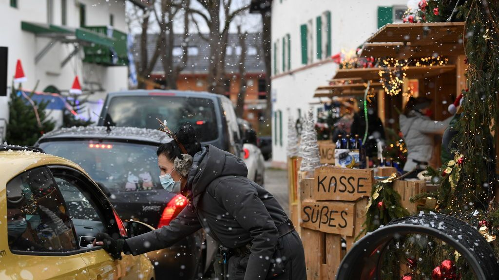 Así gestiona Alemania la llegada de la Navidad pandémica