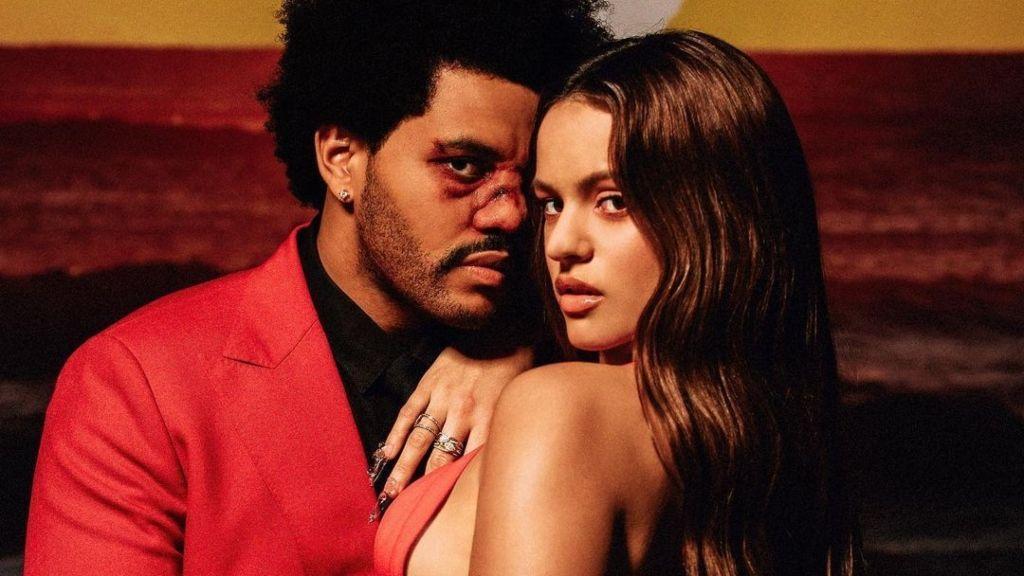 Rosalía y The Weeknd lanzan un remix de 'Blinding Lights', la canción más escuchada del año