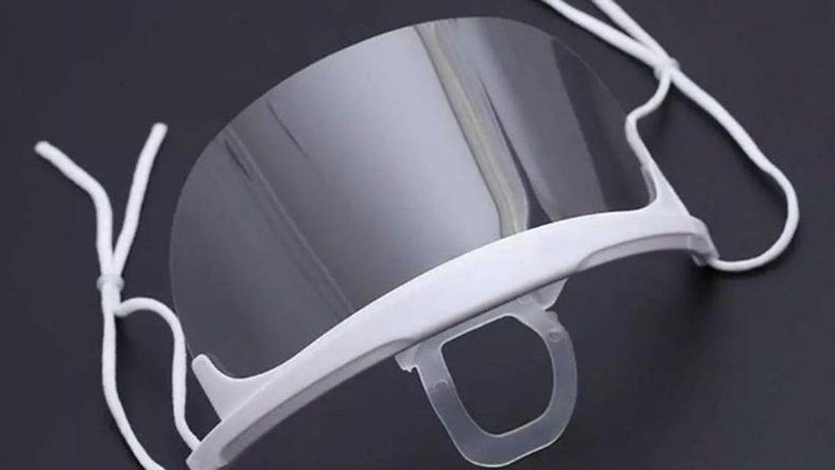 Mascarillas transparentes de PVC:  los enfermeros advierten sobre estas falsas protecciones