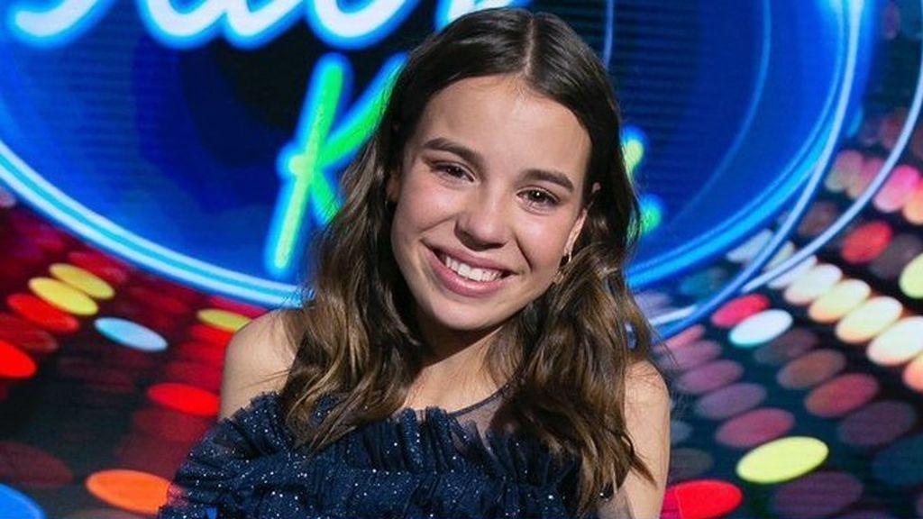 """Primeras palabras de Índigo tras ganar 'Idol Kids': """"Los sueños se hacen realidad, lucha por ello"""""""