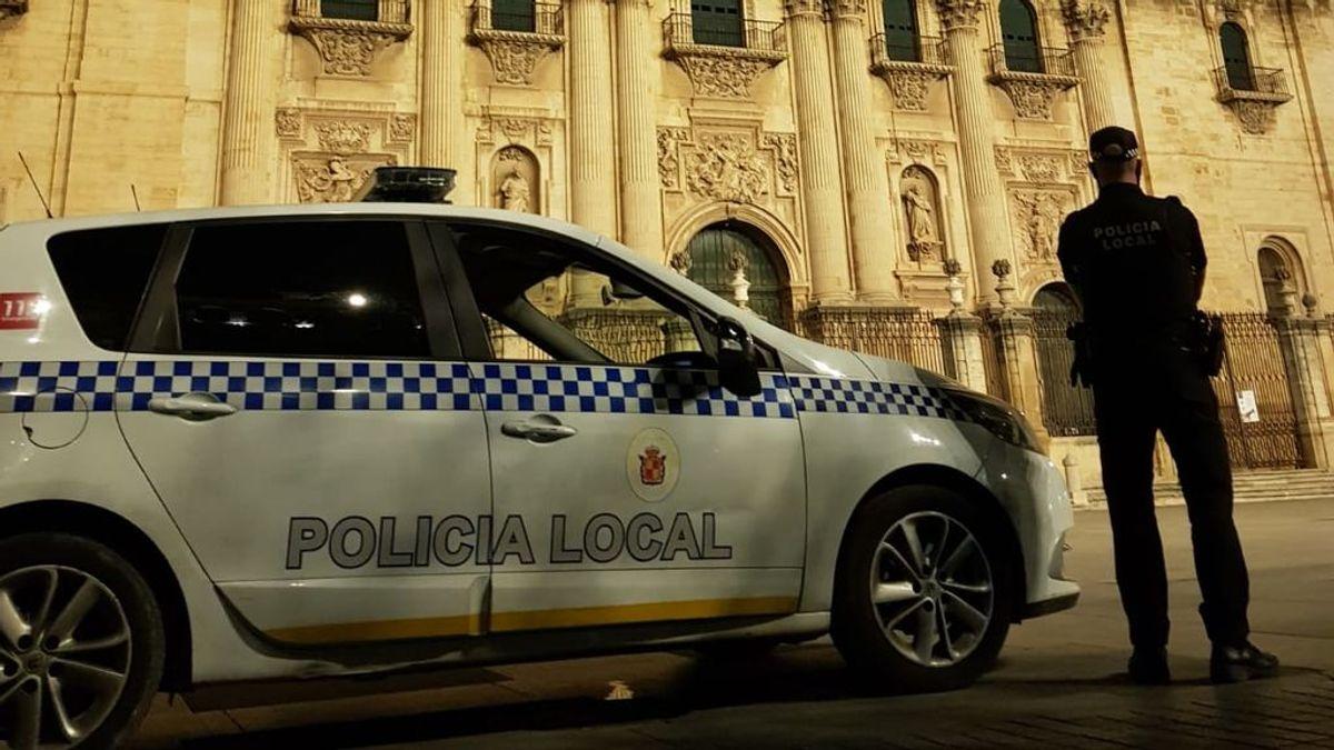 Disparan contra un autobús urbano en Jaén: uno de los tiros iba dirigido al conductor