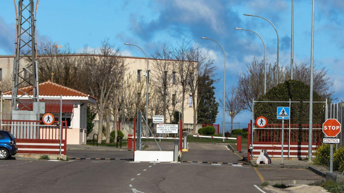 Buscan a dos presos que se han fugado de la cárcel de Valdemoro