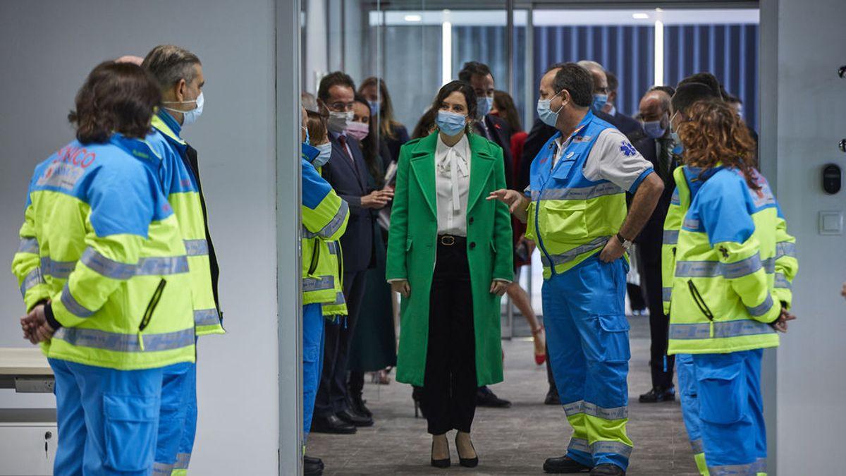 Los hospitales madrileños reciben la comunicación para ceder 297 profesionales al Isabel Zendal, según CCOO