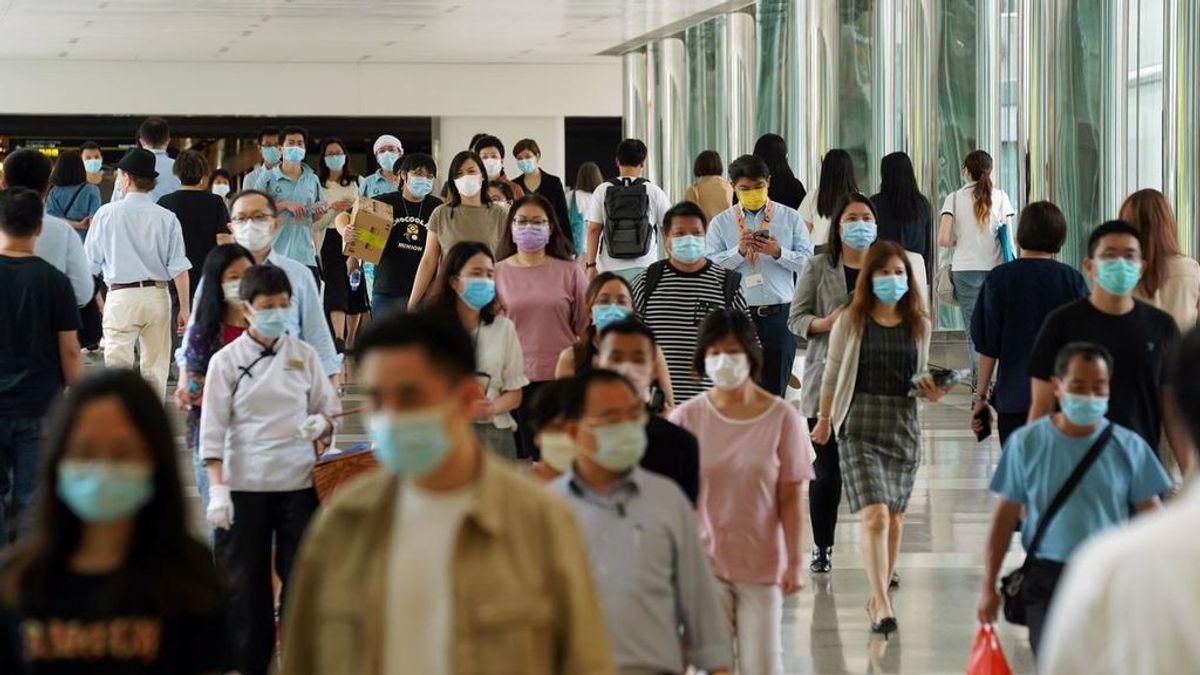 """Hong Kong alerta del riesgo de un rebrote """"explosivo"""" de coronavirus"""