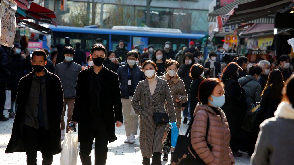 Corea del Sur activa el nivel 2,5 de distancia social para evitar una tercera ola del coronavirus