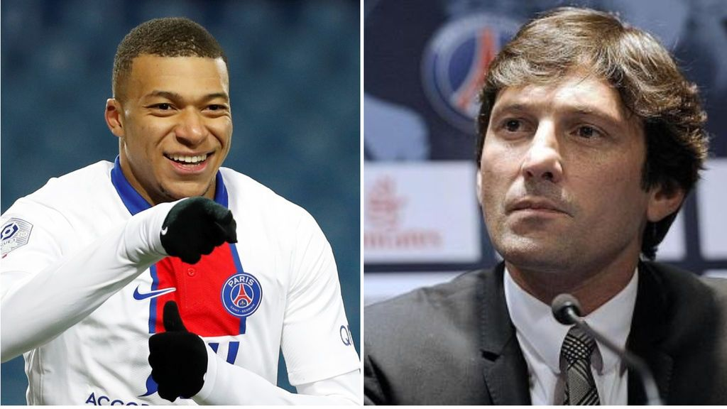 El director deportivo del PSG anuncia los avances en las negociaciones de la renovación de Mbappé: