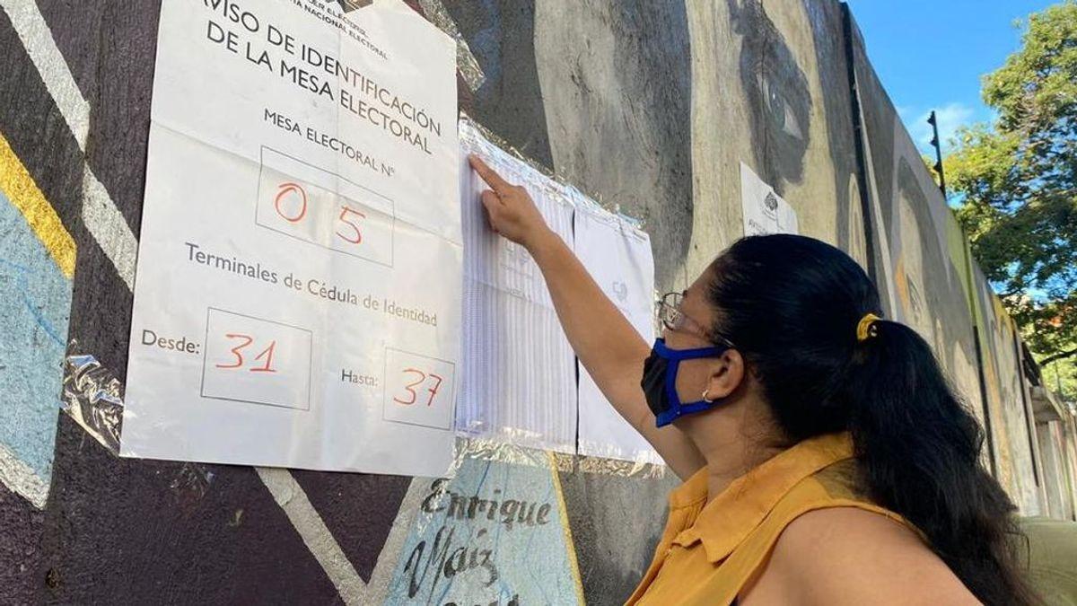 Apatía, tranquilidad y poco ambiente electoral en las elecciones parlamentarias de Venezuela