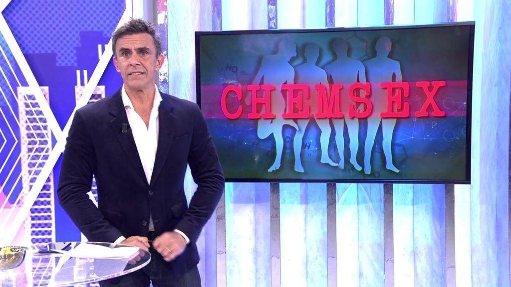 Alonso Caparrós nos explica en qué consiste el chemsex
