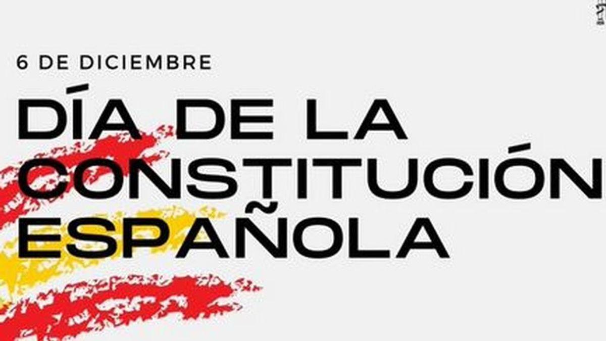 """Sánchez, en el Día de la Constitución: """"Celebramos el entendimiento que la hizo posible ayer y que hoy debe guiarnos"""""""