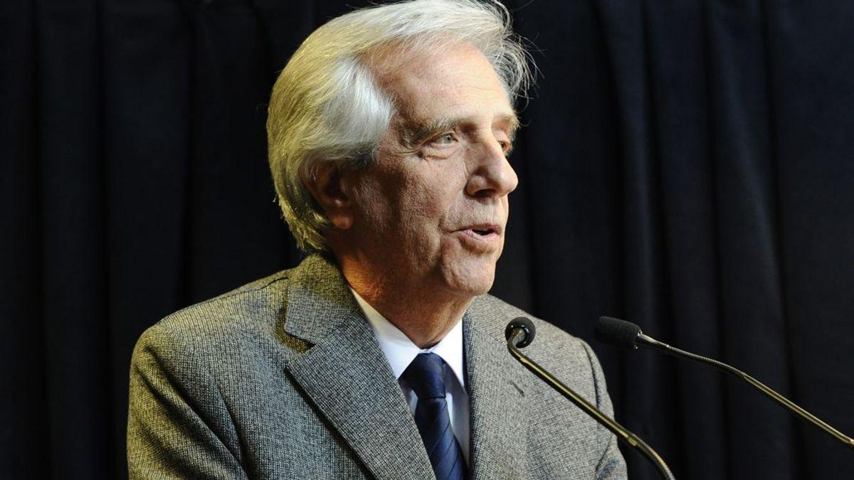 Muere a los 80 años el expresidente Tabaré Vázquez, abanderado de la izquierda uruguaya