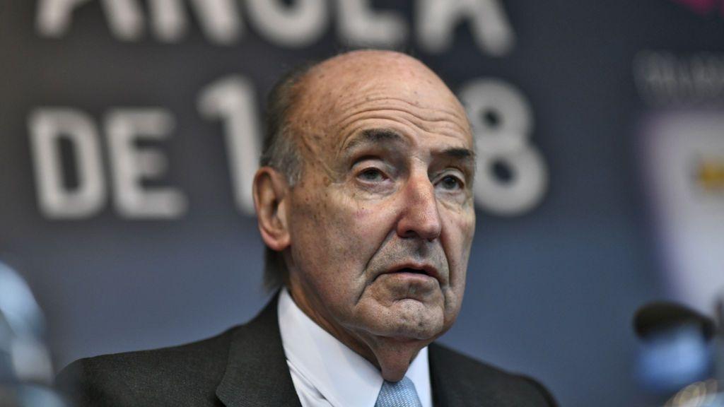 """Miquel Roca, padre de la Constitución Española: """"Quienes la critican no la conocen y no sufrieron una dictadura"""""""