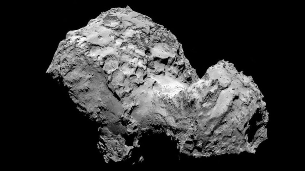Localizan por primera vez en un cometa el último elemento clave para la vida en la Tierra