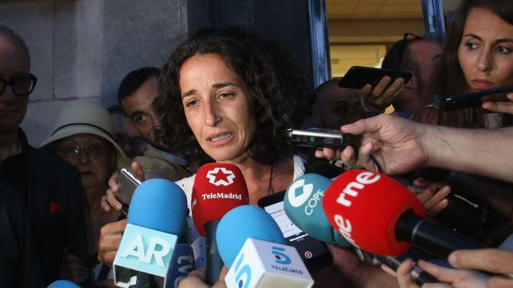El mensaje lleno de dolor de la madre del pequeño Gabriel Cruz a los jueces