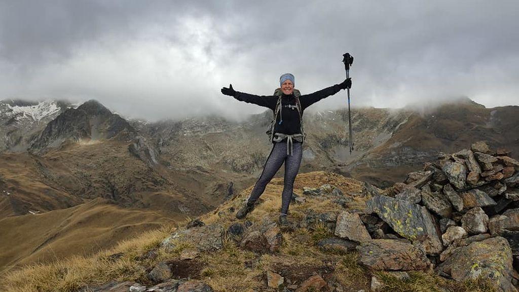 La familia de la excursionista británica desaparecida en los Pirineos teme que haya sido secuestrada