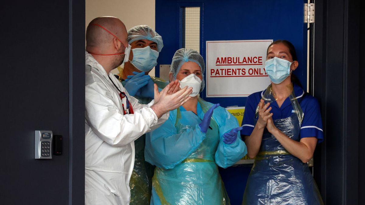 La carta abierta de una enfermera británica tras perder a un paciente por covid se vuelve viral en la Red