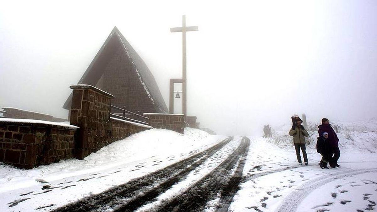 Llamamiento a la prudencia en Navarra ante la afluencia masiva en las zonas de nieve