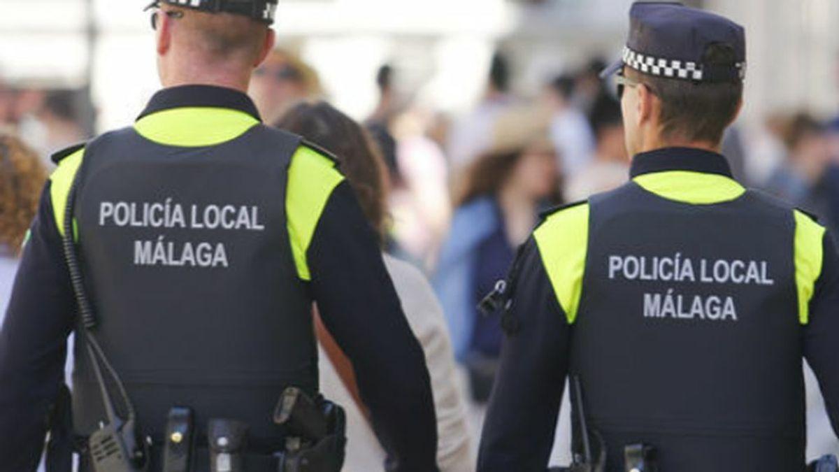 Detenido en Málaga por pegarle a su madre con una sartén en la cabeza