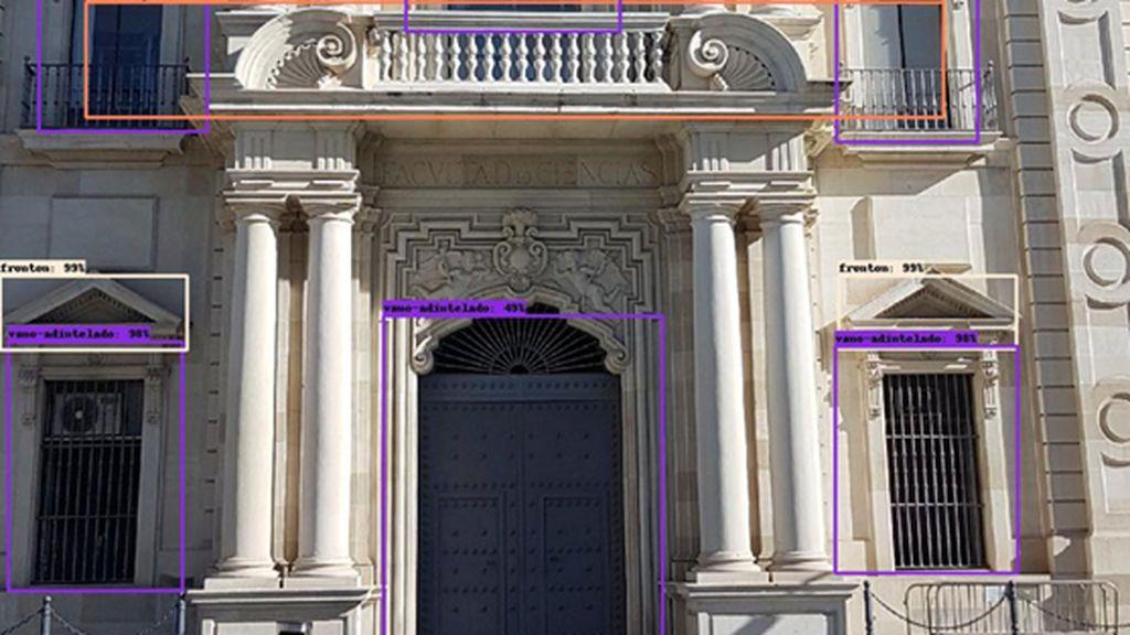 Análisis de los elementos arquitectónicos del edificio