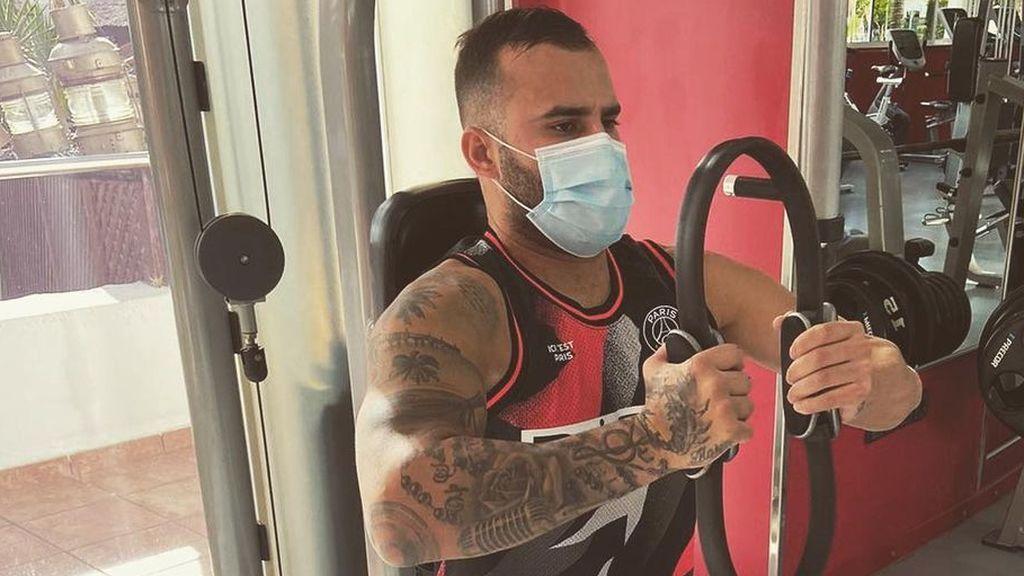 Jesé Rodríguez quiere volver a ser un jugador importante.
