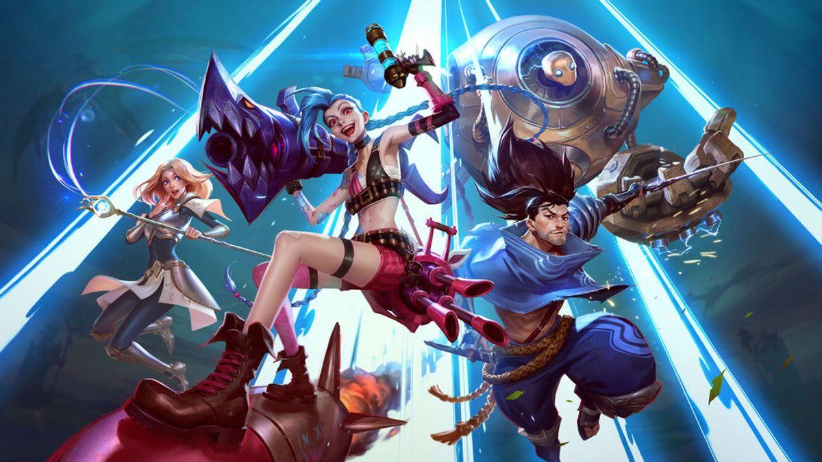 Impresiones de League of Legends: Wild Rift: LoL en los pulgares
