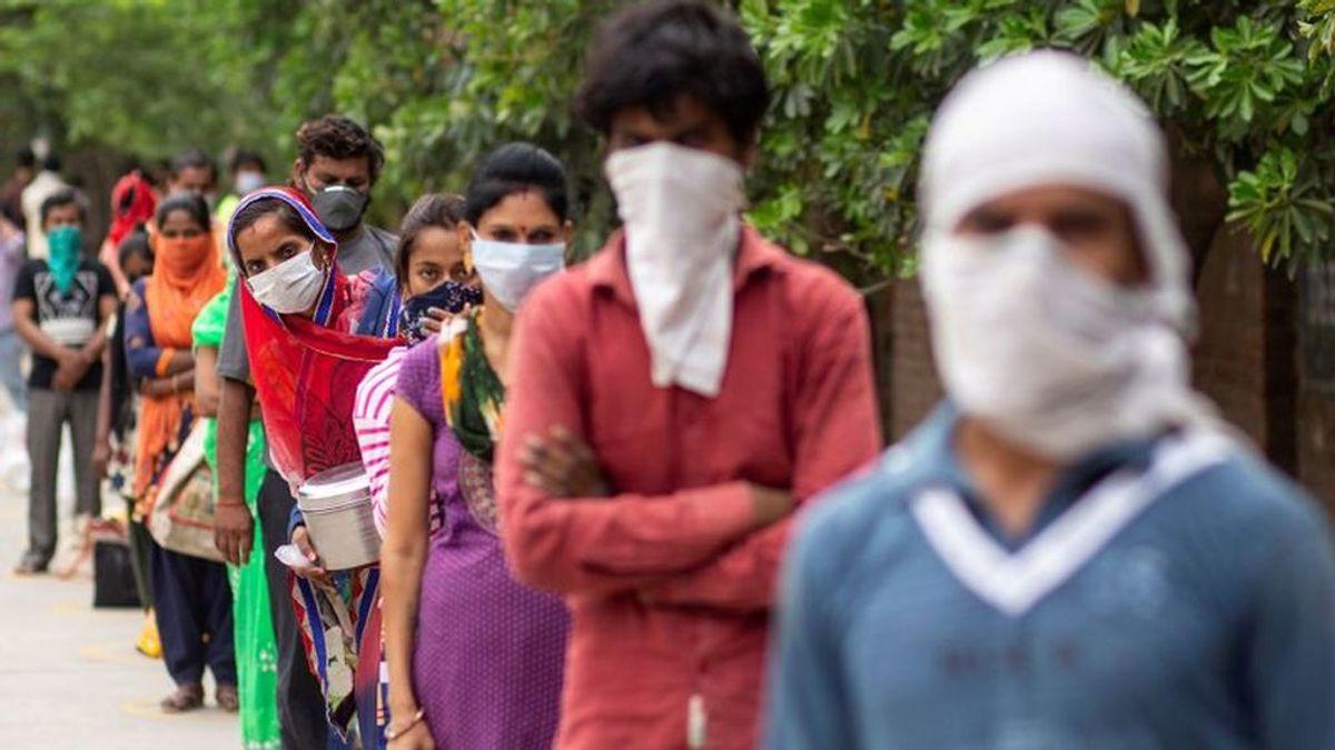 Una enfermedad misteriosa provoca la hospitalización de 300 personas en India