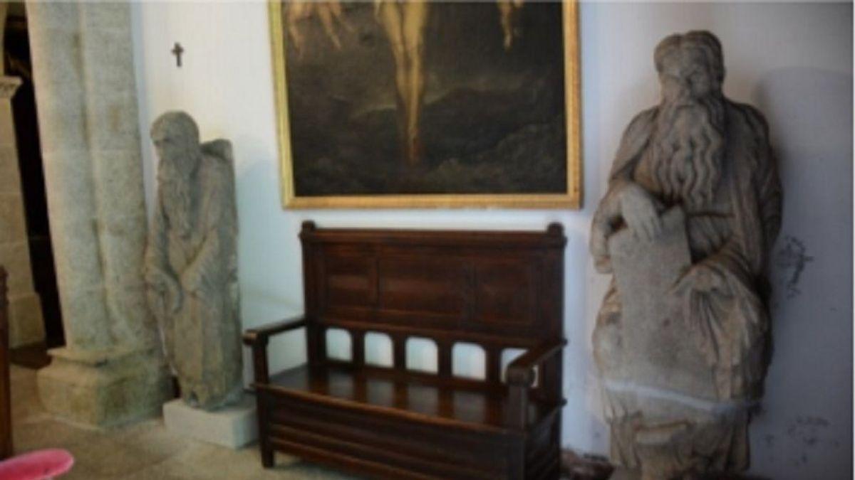 Las mareantes cifras del inventario del pazo de Meirás: los Franco guardan en su interior 697 bienes de interés cultural