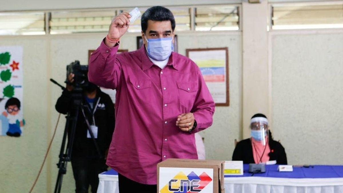La Unión Europea no reconoce la victoria electoral de Maduro en Venezuela