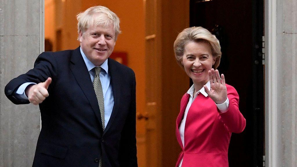 """Boris Johnson viajará a Bruselas para """"salvar"""" el acuerdo del Brexit"""